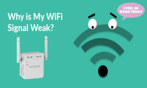wifi signal losing with extender