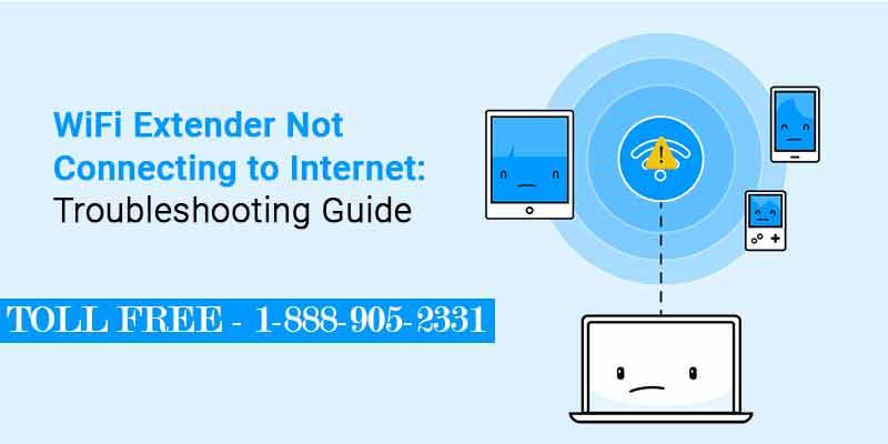 Troubleshooting netgear extender issues